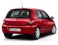 Kit film teinté Renault Clio (2) Campus 5 portes (2002 - 2012) SDAG ADHÉSIFS