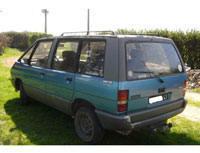 Kit film teinté Renault Espace (1) Phase 1 5 portes (1984 - 1988) Variance Auto