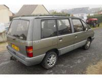 Kit film teinté Renault Espace (1) Phase 2 5 portes (1988 - 1991) Variance Auto