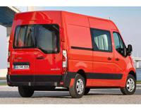 Kit film teinté Renault Master (3) L1 / L2/ L3/ L4 Utilitaire 6 portes (depuis 2010) SDAG ADHÉSIFS