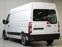 Kit film teinté Renault Master (3) L1 / L2/ L3/ L4 Utilitaire 5 portes (depuis 2010) SDAG ADHÉSIFS