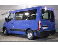 Kit film teinté Renault Master (3) L2 5 portes (depuis 2010) SDAG ADHÉSIFS