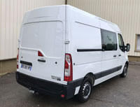 Kit film teinté Renault Master (3) L1 / L2/ L3/ L4 Utilitaire 5 portes (depuis 2010) Variance Auto