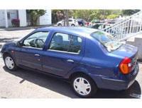Kit film teinté Renault Symbol Berline 4 portes (1999 - 2008) Variance Auto