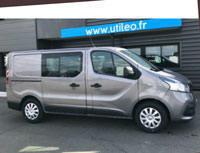 Kit film teinté Renault Trafic (3) Utilitaire 4 portes (depuis 2014) Variance Auto