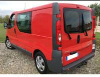 Kit film teinté Renault Trafic (2) Utilitaire 5 portes (2002 - 2015) Variance Auto