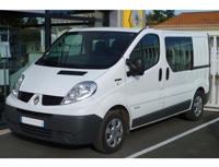 Kit film teinté Renault Trafic (2) Court / Long Utilitaire 3 portes (2002 - 2015) Variance Auto