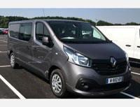 Kit film teinté Renault Trafic (3) Utilitaire 5 portes (depuis 2014) Variance Auto