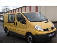 Kit film teinté Renault Trafic (2) Utilitaire 4 portes (2002 - 2015) Variance Auto