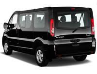 Kit film teinté Renault Trafic (3) Court 4/5 portes (depuis 2014) Variance Auto