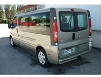 Kit film teinté Renault Trafic (2) Long 5 portes (2002 - 2015) Variance Auto