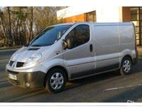 Kit film teinté Renault Trafic (2) Court / Long Utilitaire 4 portes (2002 - 2015) Variance Auto