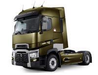 Kit film teinté Renault Truck T-K-C Camion 2 portes (depuis 2013) Variance Auto
