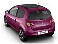 Kit film teinté Renault Twingo (2) 3 portes (2012 - 2014) Variance Auto