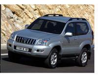 Kit film teinté Toyota Land Cruiser (12) 3 portes (2003 - 2009)