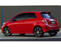 Kit film teinté Toyota Yaris (3) 3 portes (depuis 2011)