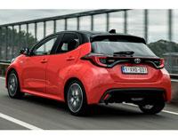 Kit film teinté Toyota Yaris (4) 5 portes (depuis 2020)