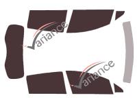 Kit complet Renault Zoe 5 portes (depuis 2013) Variance Auto