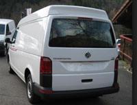 Kit film teinté Volkswagen Transporter T3 (3) Utilitaire 4 portes (1979 - 1900) Variance Auto