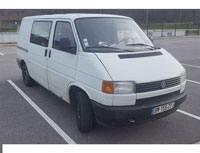 Kit film teinté Volkswagen Transporter T4 (4) Utilitaire 4 portes (1990 - 2003) Variance Auto