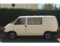 Kit film teinté Volkswagen Transporter T4 (4) Utilitaire 4/5/6 portes (1990 - 2003) Variance Auto