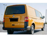 Kit film teinté Volkswagen Transporter T5 (5) Utilitaire 4 portes (2003 - 2015) Variance Auto