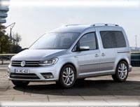 Kit film teinté Volkswagen Caddy (3) 5 portes (2004 - 2016)
