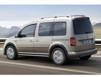 Kit film teinté Volkswagen Caddy (4) 5 portes (depuis 2016)