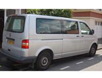 Kit film teinté Volkswagen Caravelle (T5) Long 4 portes (2003 - 2015) Variance Auto