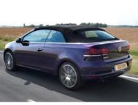 Kit film teinté Volkswagen Golf (6) Cabriolet 2 portes (2011 - 2017) Variance Auto