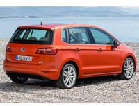 Kit film teinté Volkswagen Golf (7) Sportsvan 5 portes (depuis 2014) Variance Auto