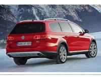 Kit film teinté Volkswagen Passat (7) Alltrack Break 5 portes (2012 - 2015) Variance Auto