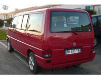 Kit film teinté Volkswagen Transporter T4 (4) Court 4 portes (1990 - 2003) Variance Auto