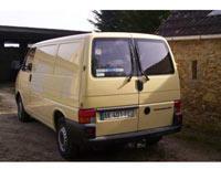 Kit film teinté Volkswagen Transporter T4 (4) Court Ou Long Utilitaire 5 portes (1990 - 2003) Variance Auto