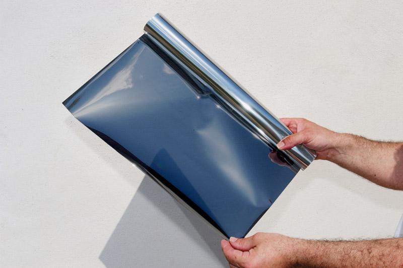 film anti vis vis proche miroir alu fum 90 variance store le sp cialiste du store sur mesure. Black Bedroom Furniture Sets. Home Design Ideas